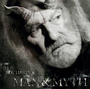 Roy Harper - Man & Myth CD (album) cover