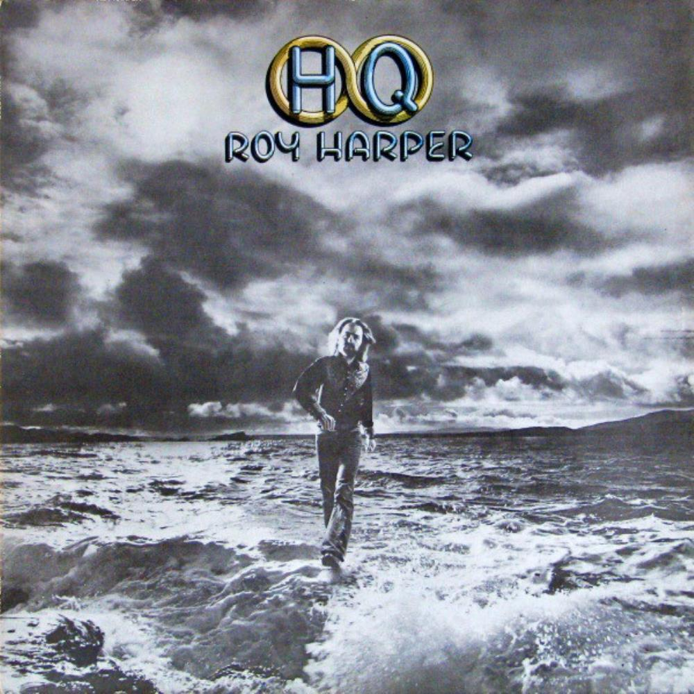 Roy Harper - HQ [Aka: When An Old Cricketer Leaves The Crease] CD (album) cover
