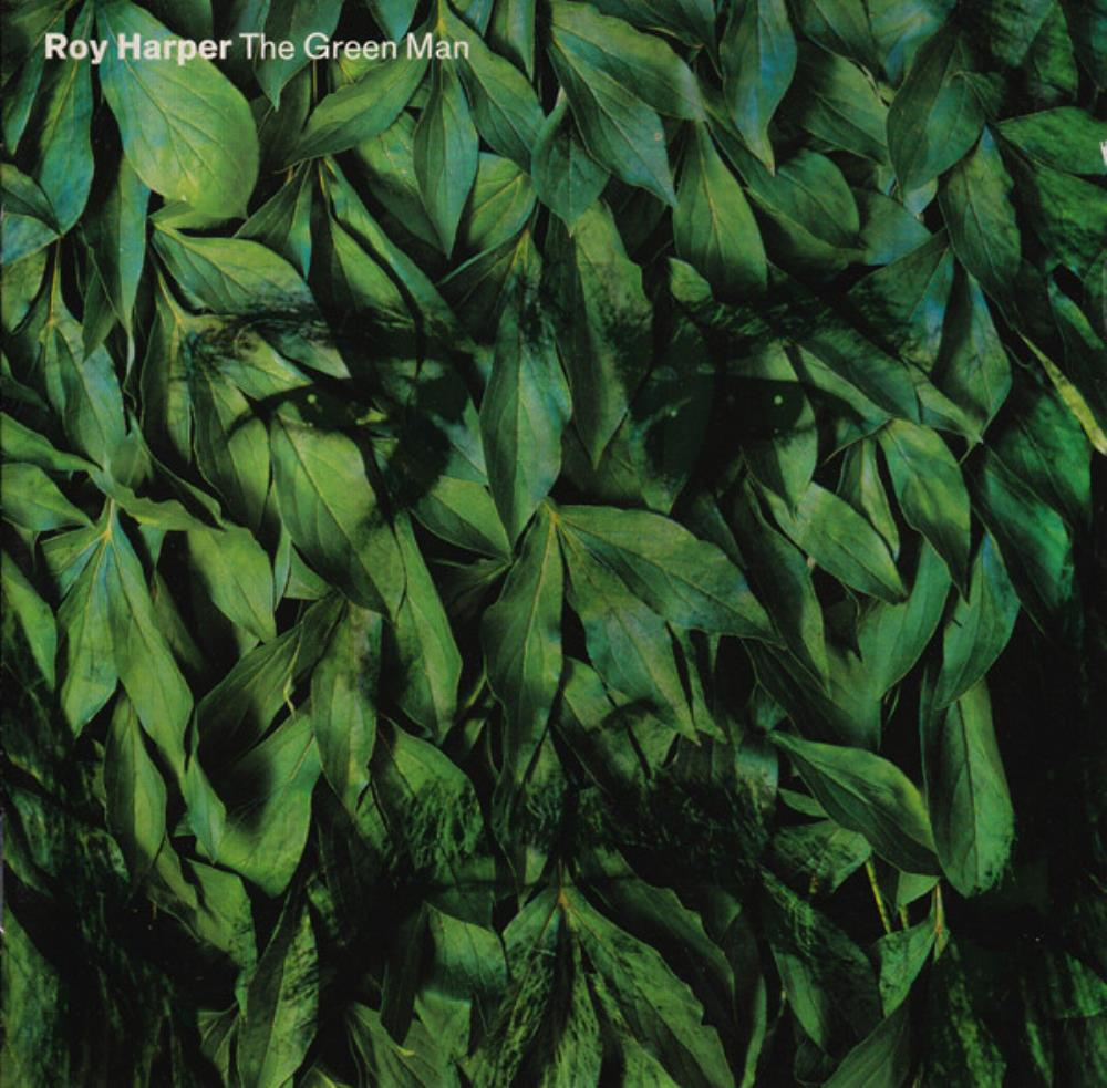 Roy Harper - The Green Man CD (album) cover