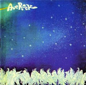 Ave Rock - Ave Rock CD (album) cover