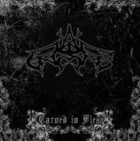 Carved in Flesh by ANSUR album cover