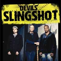 Devil's Slingshot - Clinophobia CD (album) cover