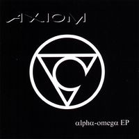 Alpha-Omega by AXIOM album cover
