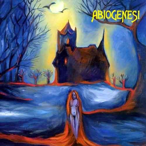 Io Sono Il Vampiro by ABIOGENESI album cover