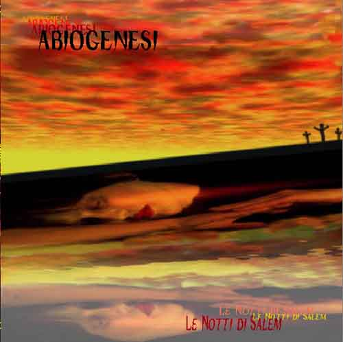 Abiogenesi - Le Notti Di Salem CD (album) cover