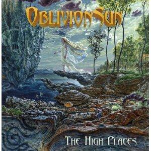 Oblivion Sun - The High Places CD (album) cover