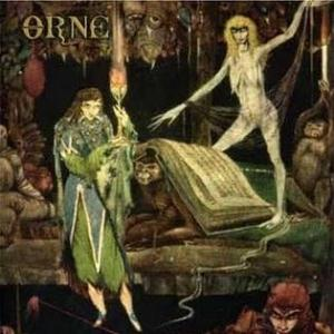 The Conjuration By The Fire by ORNE album cover