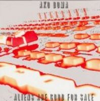 Ako Doma Aliens Are Good For Sale album cover