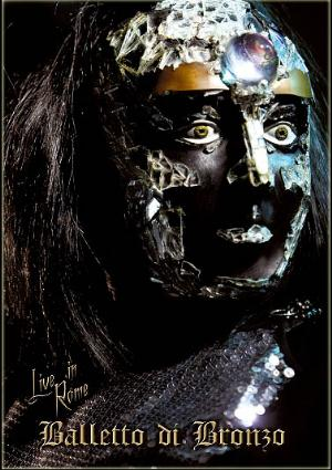 Il Balletto di Bronzo - Live In Rome CD (album) cover