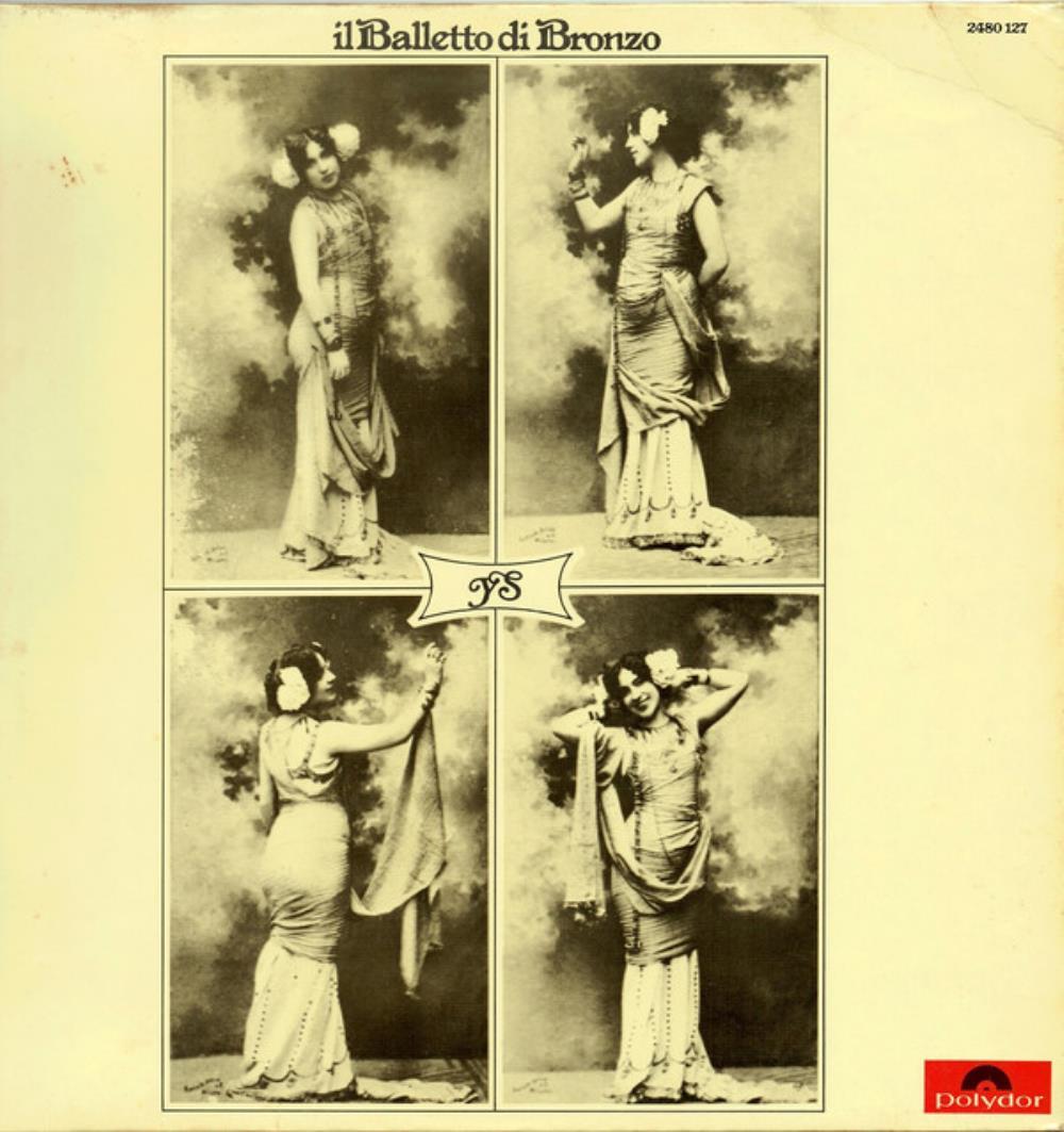 Ys by BALLETTO DI BRONZO, IL album cover