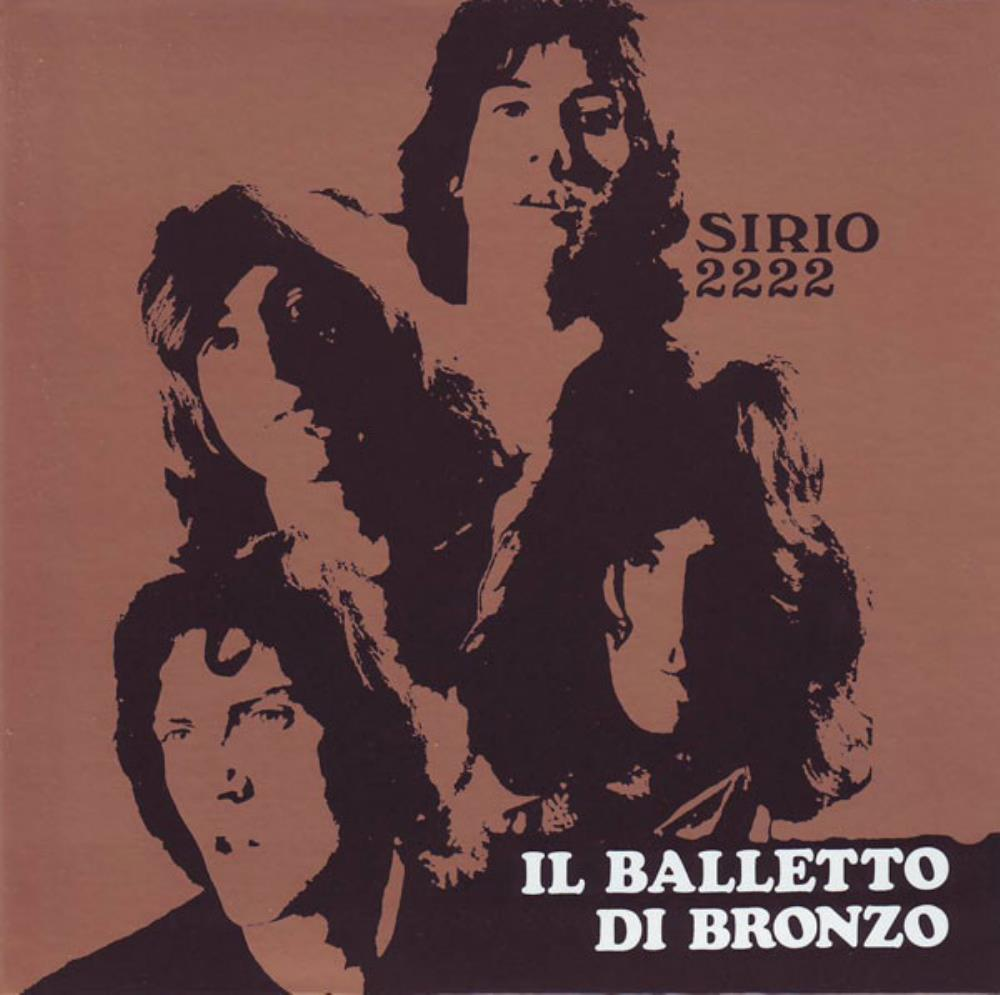 Il Balletto di Bronzo - Sirio 2222 CD (album) cover
