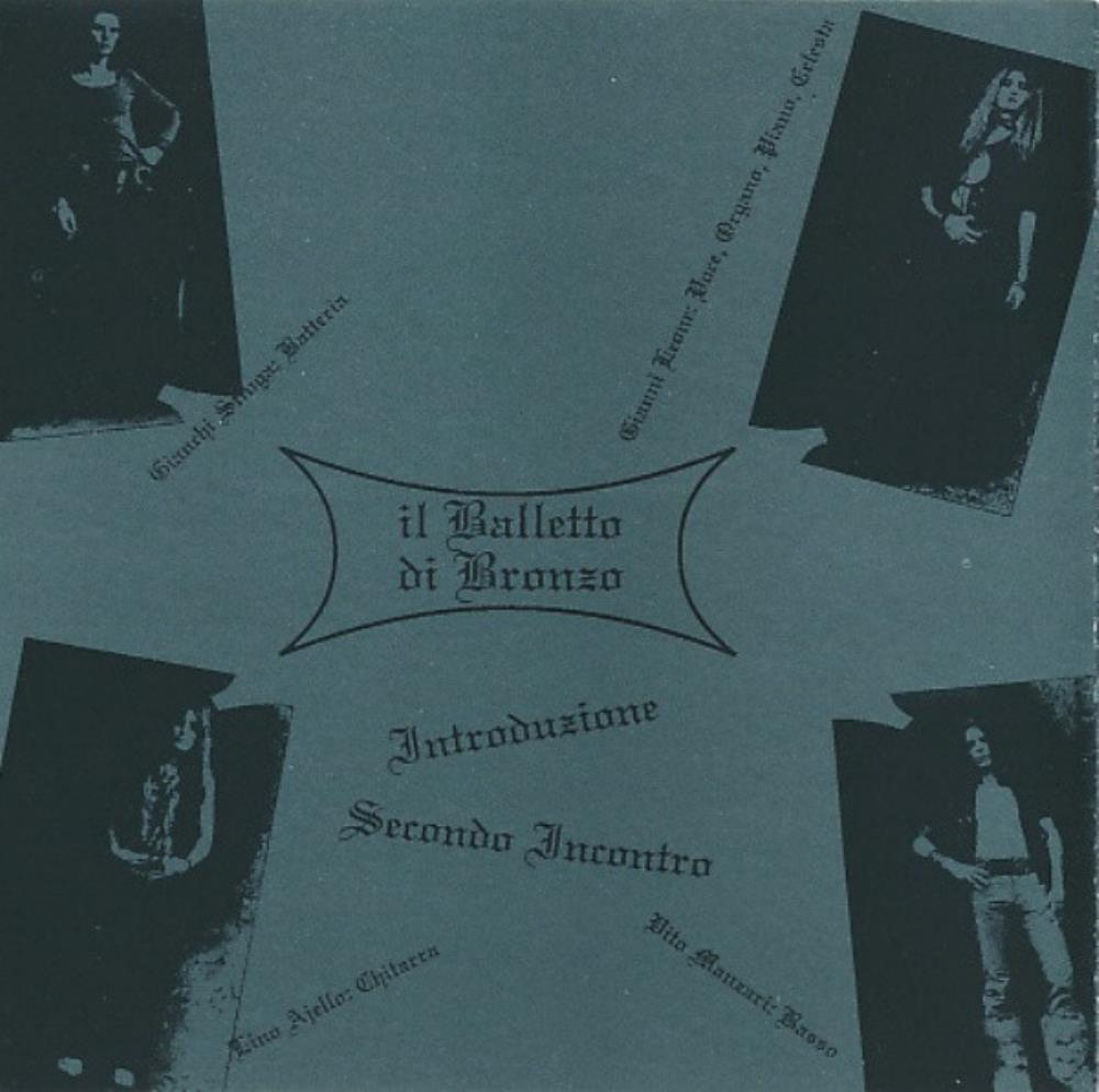 Ys  (English versions) by BALLETTO DI BRONZO, IL album cover