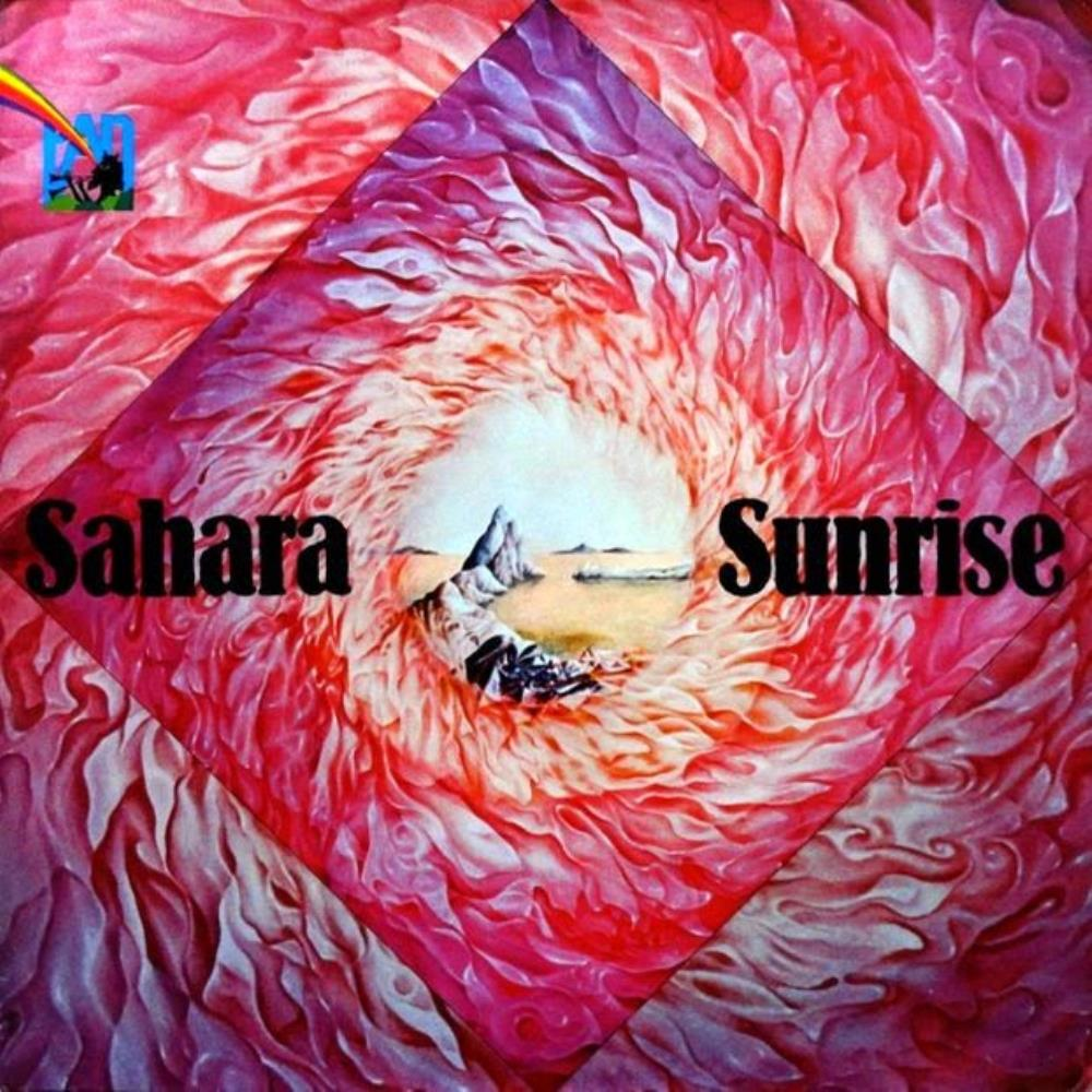 Sahara Sunrise album cover