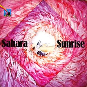 Sahara - Sunrise CD (album) cover