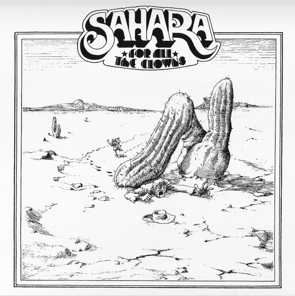 For All The Clowns by SAHARA album cover
