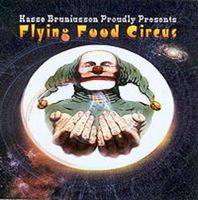 Flying Food Circus by BRUNIUSSON, HASSE album cover