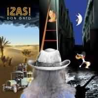 Don Gato - �Zas! CD (album) cover