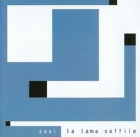 Zaal - La Lama Sottile CD (album) cover