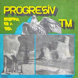 Progresiv TM - Dreptul de-a visa CD (album) cover