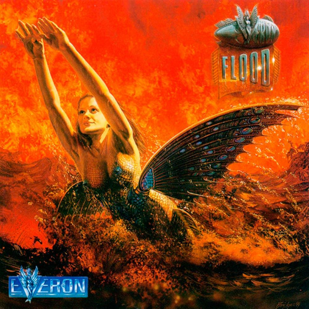 Flood by EVERON album cover