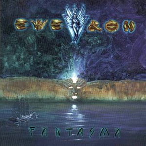 Everon - Fantasma CD (album) cover