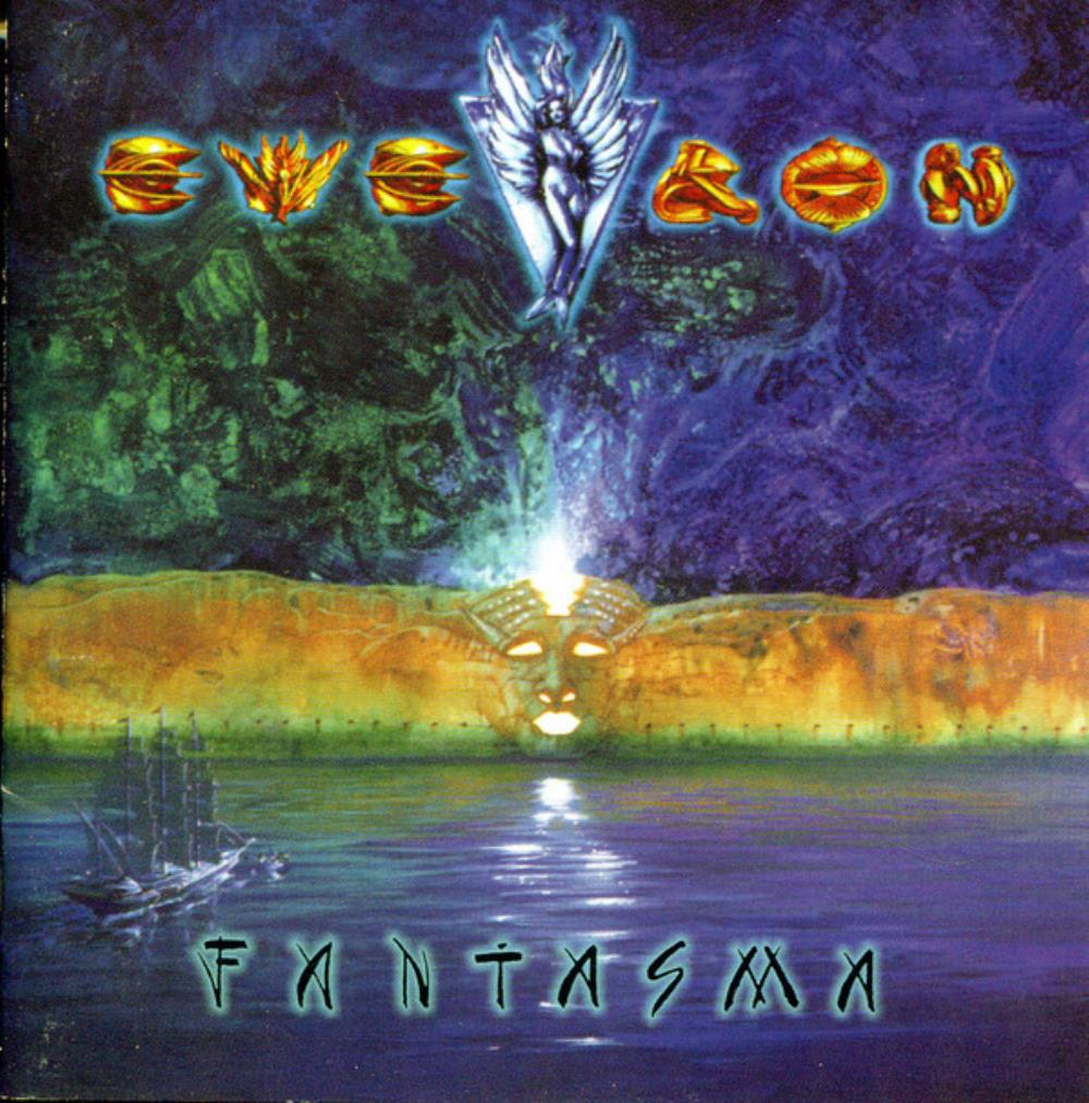 Fantasma by EVERON album cover