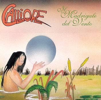 Calliope - Il Madrigale Del Vento CD (album) cover