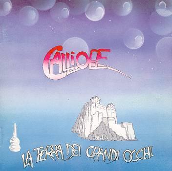 La Terra dei Grandi Occhi  by CALLIOPE album cover