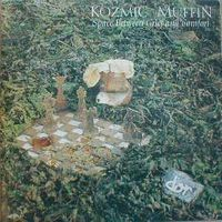 Kozmic Muffin - Space Between Grief And Comfort CD (album) cover