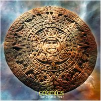 Cosmics - The Cosmic Year CD (album) cover