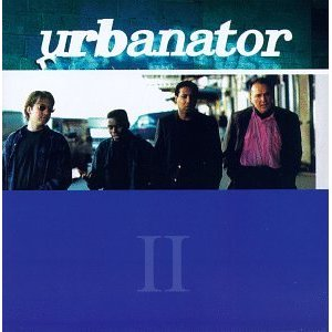 Michal Urbaniak - Urbanator II CD (album) cover