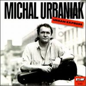 Michal Urbaniak - Urban Express CD (album) cover