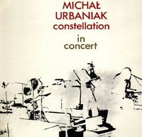 Michal Urbaniak In Concert  album cover
