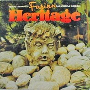 Heritage  by URBANIAK, MICHAL album cover