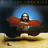 Fusion by URBANIAK, MICHAL album cover