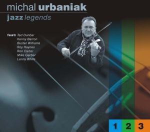 Michal Urbaniak Jazz Legends album cover