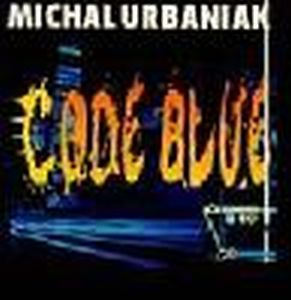 Michal Urbaniak - Code Blue CD (album) cover