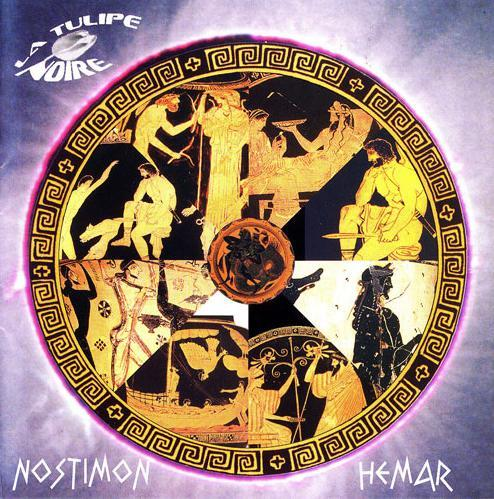 La Tulipe Noire - Nostimon Hemar CD (album) cover