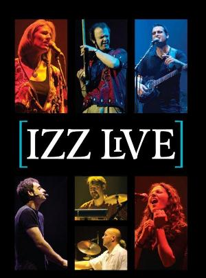 Izz - Live CD (album) cover
