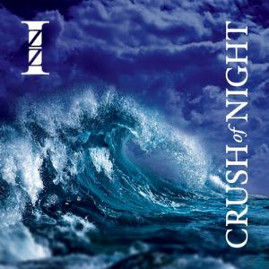 Crush Of Night by IZZ album cover