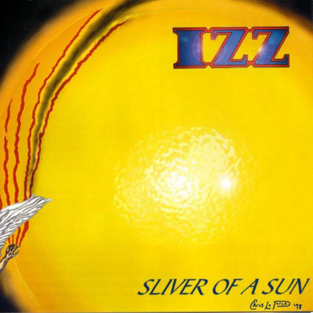Izz - Sliver Of A Sun CD (album) cover