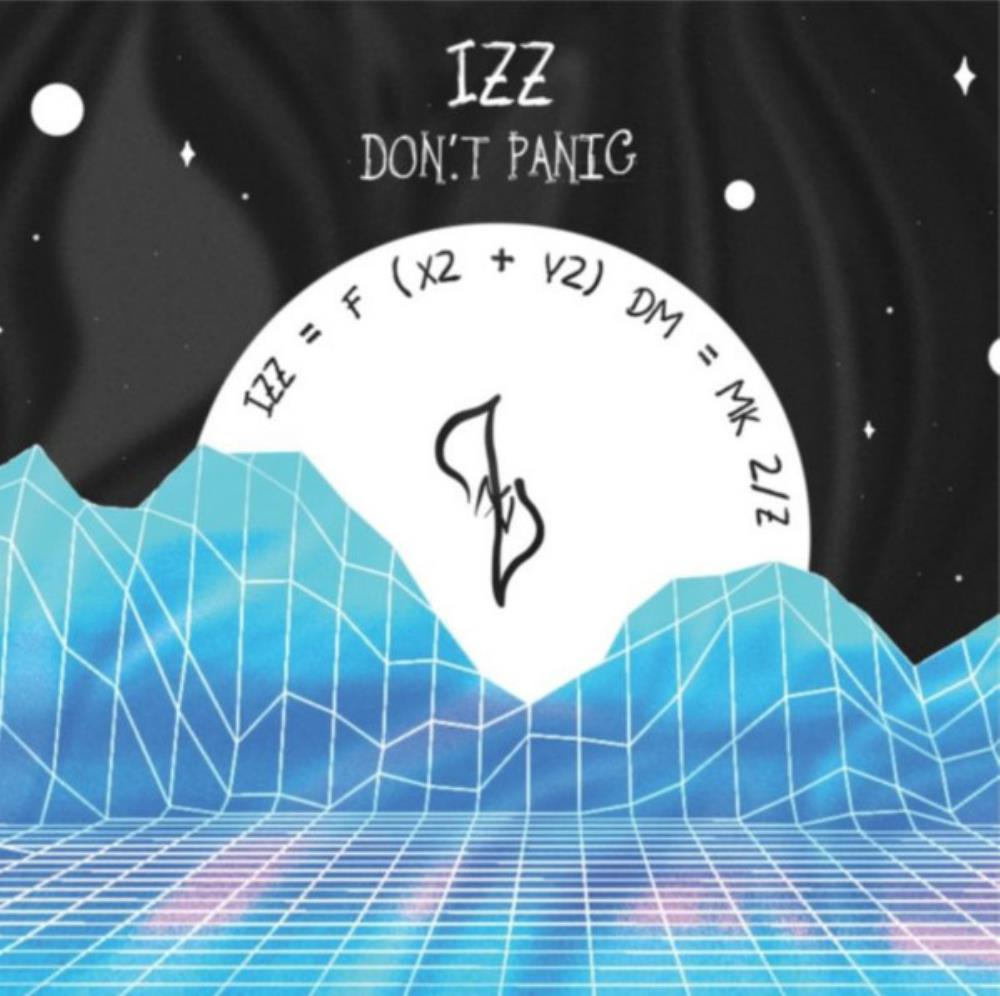 Izz - Don't Panic CD (album) cover