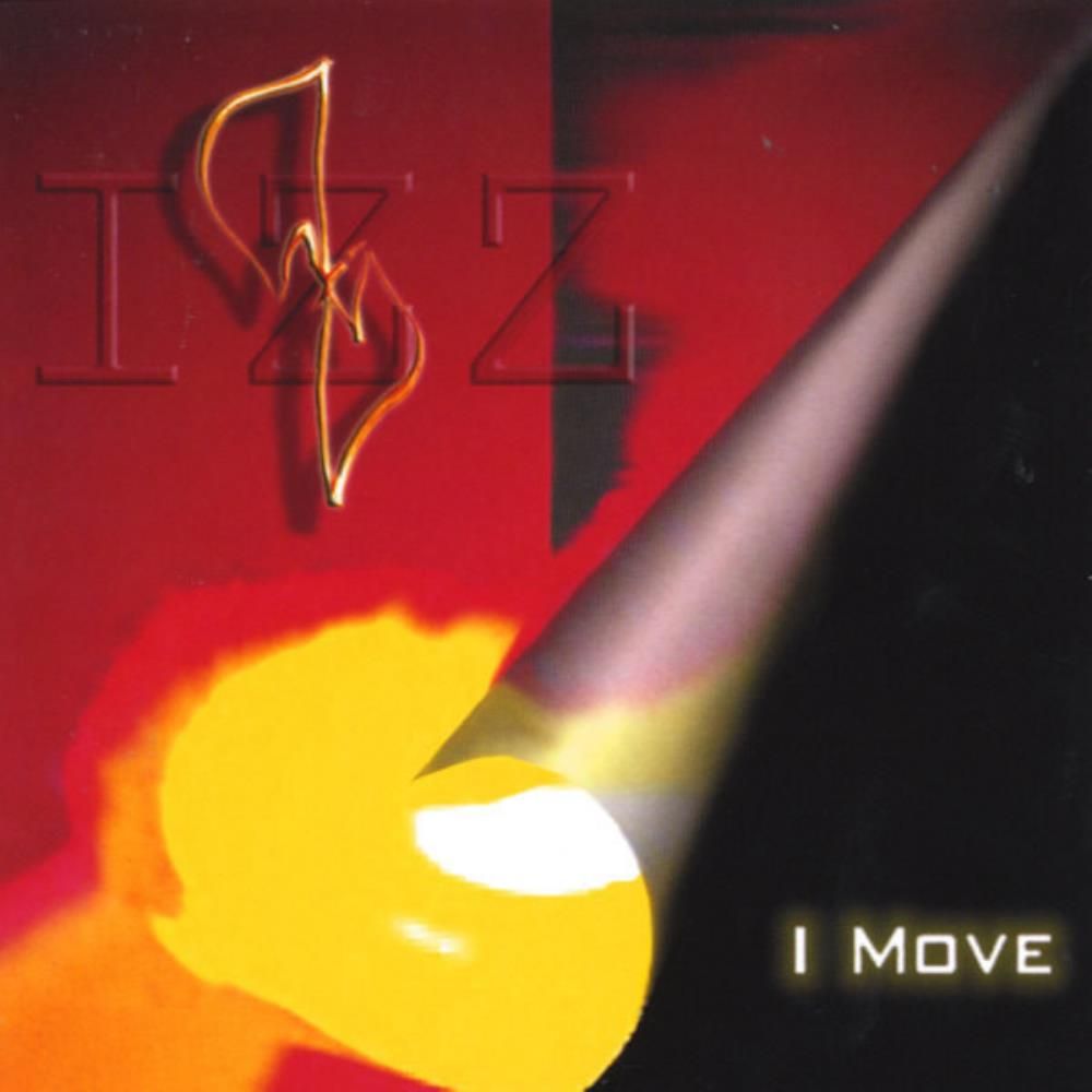 Izz - I Move CD (album) cover