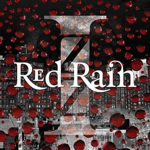 Izz Red Rain album cover