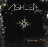 January 13th by ASHLER album cover