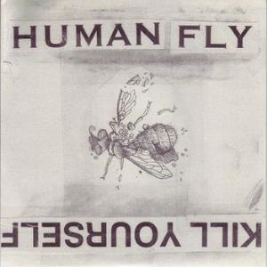Humanfly Humanfly / Kill Yourself split album cover