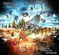 JT Bruce - The Dreamer's Paradox CD (album) cover