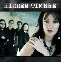 Hidden Timbre  by HIDDEN TIMBRE album cover