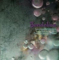 Sendelica - Spaceman Bubblegum And Other Weird Tales From The Mercury Mind CD (album) cover