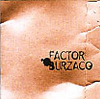 Factor Burzaco - Factor Burzaco CD (album) cover
